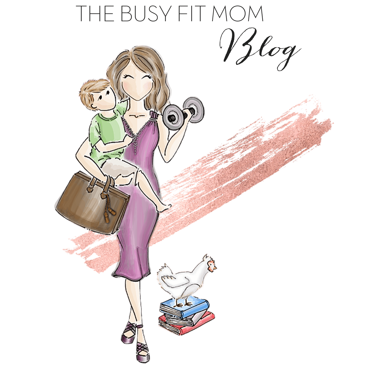 The Busy Fit Mom Blog